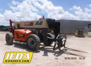 Used 2014 JLG G12-55A For Sale