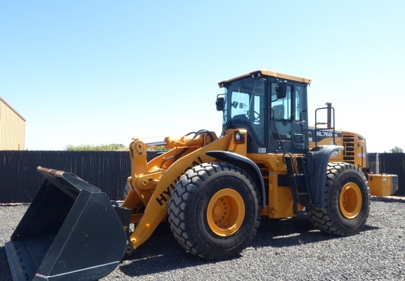 Used 2014 Hyundai HL760-9A For Sale