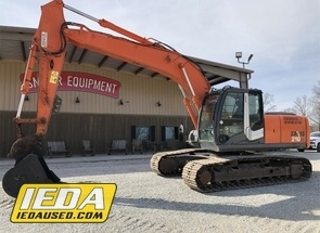 Used 2010 Hitachi ZX210 LC-3 For Sale