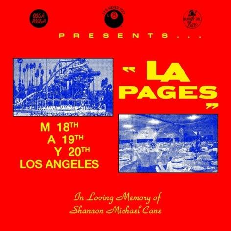 LA Pages - Self Publishing fair