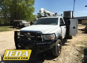 Used 2012 Dodge RAM 5500 For Sale