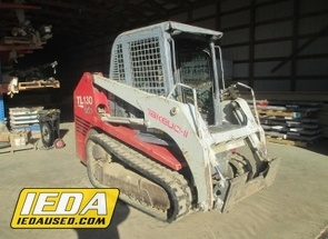 Used 2008 Takeuchi TL130 For Sale