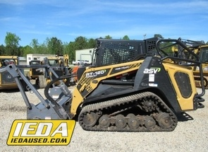 Used 2017 ASV POSI-TRACK RT120F For Sale