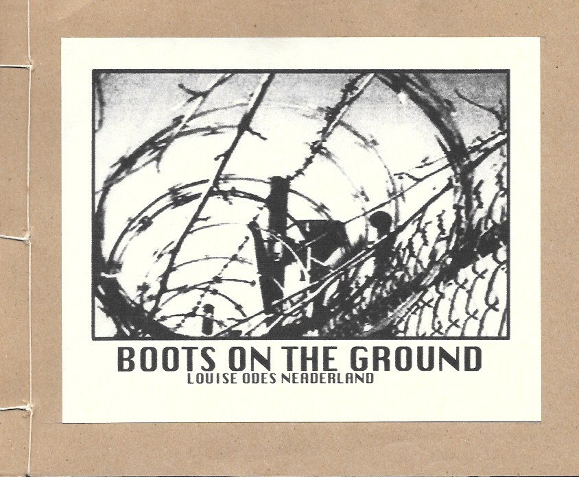 Boots On the Ground [Sewn Version] thumbnail 1