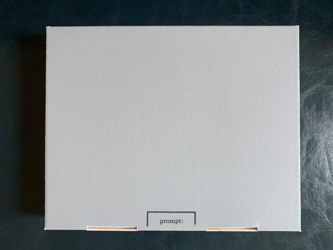 Prints of Protest: Boxed Set (Prints by Anaïs Duplan, Kameelah Janan Rasheed, Julian Louis Phillips, Tony Cokes, Neema Githere, and Erica Génécé)