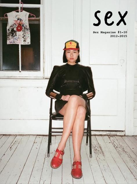 Sex Magazine: #1-10 2012-2015 - Edited by Asher Penn