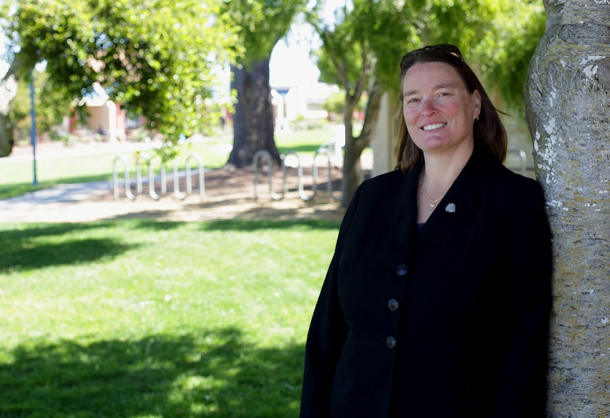 CSUMB Welcomes New Dean of Students