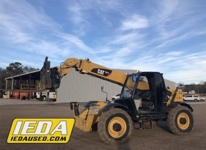 Used 2012 Caterpillar TH514 For Sale