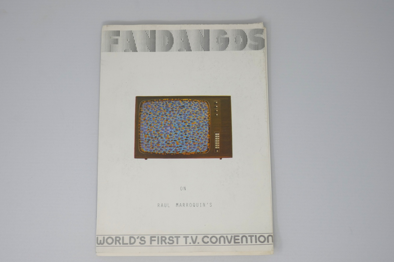 Fandangos: World's First TV Convention