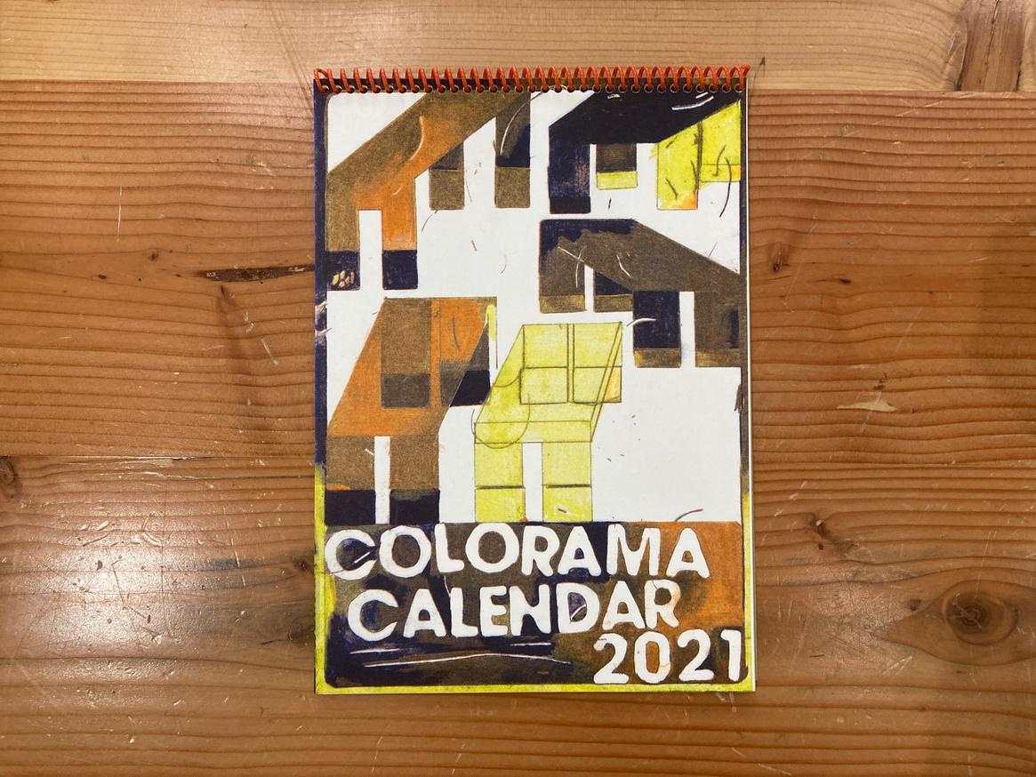 COLORAMA CALENDAR 2021