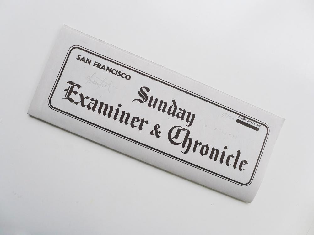 Sunday Examiner Chronicle