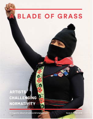 A Blade of Grass Magazine Issue 3