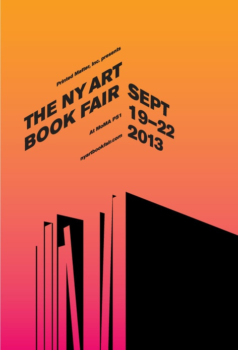 Printed Matter's 2013 NY Art Book Fair