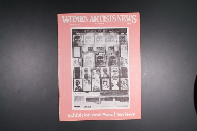 Women Artists News-Various Issues thumbnail 6