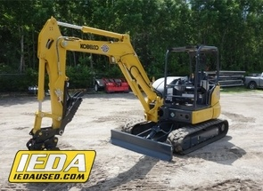 Used 2018 Kobelco SK45SRX-6E For Sale