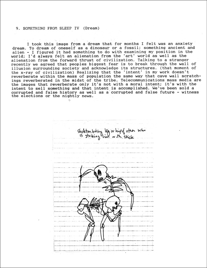 David Wojnarowicz: In the Shadow of Forward Motion thumbnail 2