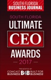 2017 South Florida Ultimate CEO Awards