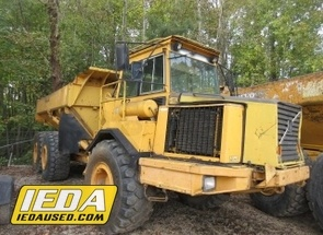 Used 1999 Volvo A25C For Sale