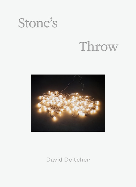 Stone's Throw by David Deitcher - Published by Secretary Press