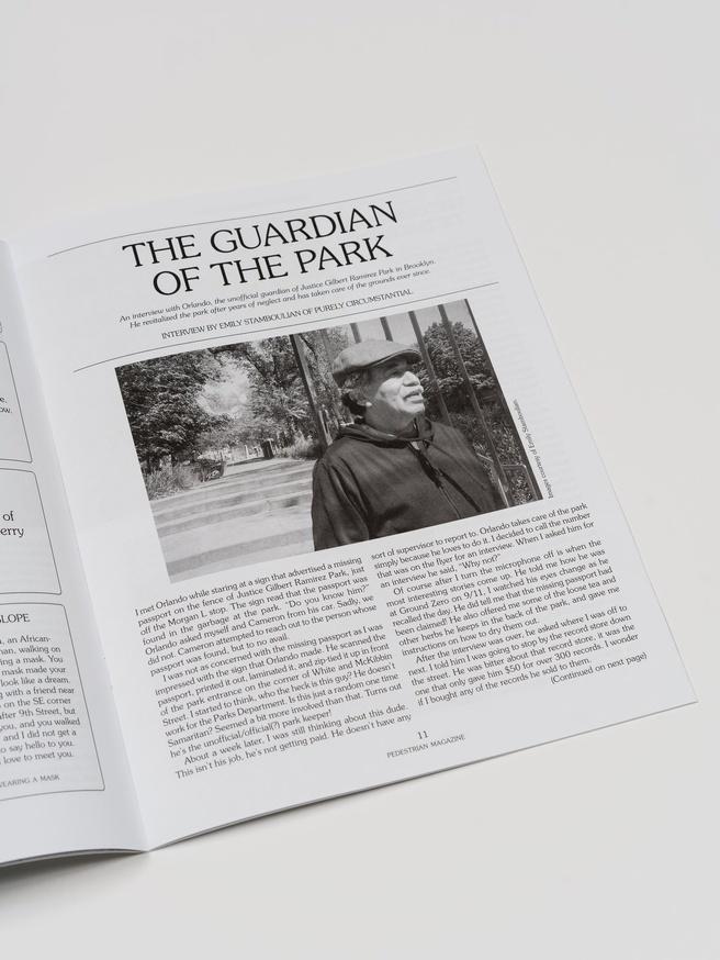 Pedestrian Magazine #5 thumbnail 6