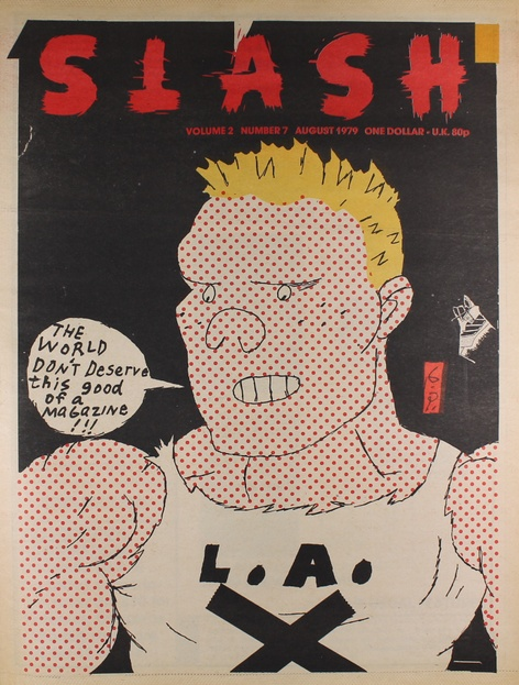 The Rozz Tox Effect: Publications by Gary Panter, 1972-2016