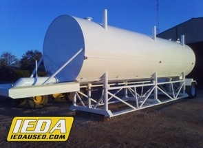 Used 2015 MSE INC 12000 GAL For Sale