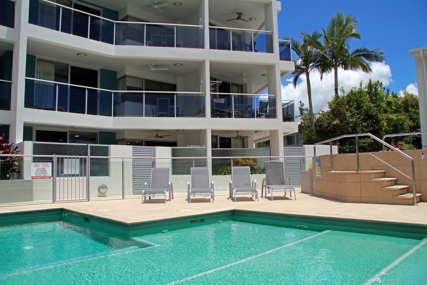 Apartment 1BR Coolum Beach  photo 22892748