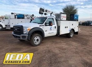 Used 2016 Ford F550 XL For Sale