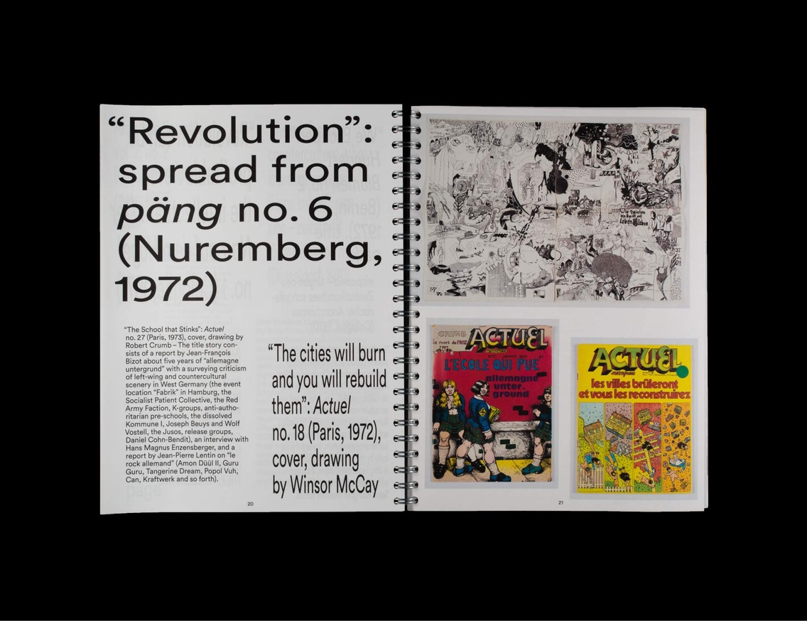 Under the Radar : Underground Zines and Self-Publications 1965-1975 thumbnail 3