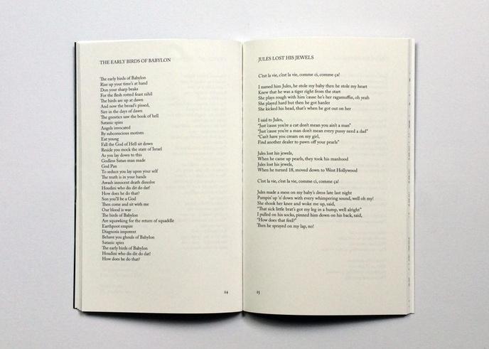 Ariel Pink's Haunted Graffiti - Selected Lyrics thumbnail 2