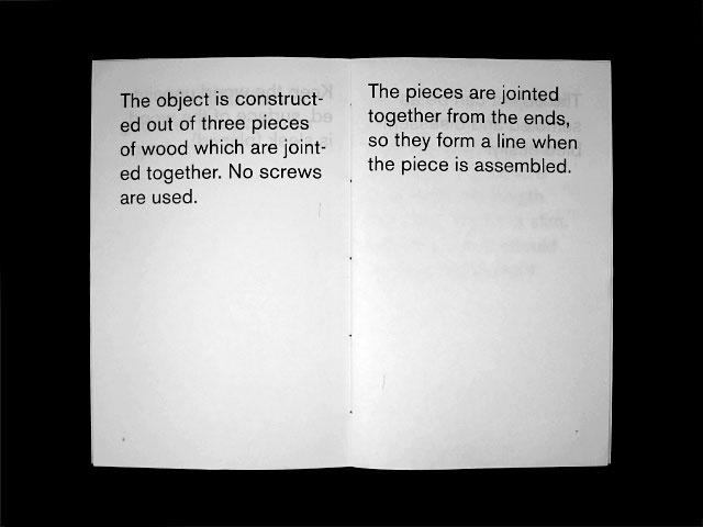Object Described to a Carpenter thumbnail 2
