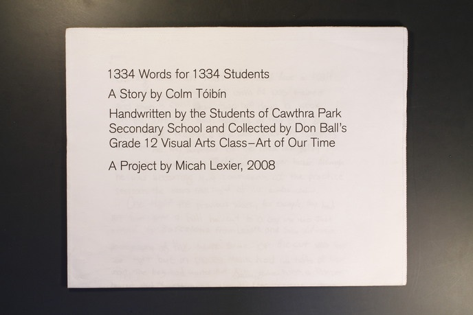 1334 Words for 1334 Students thumbnail 2