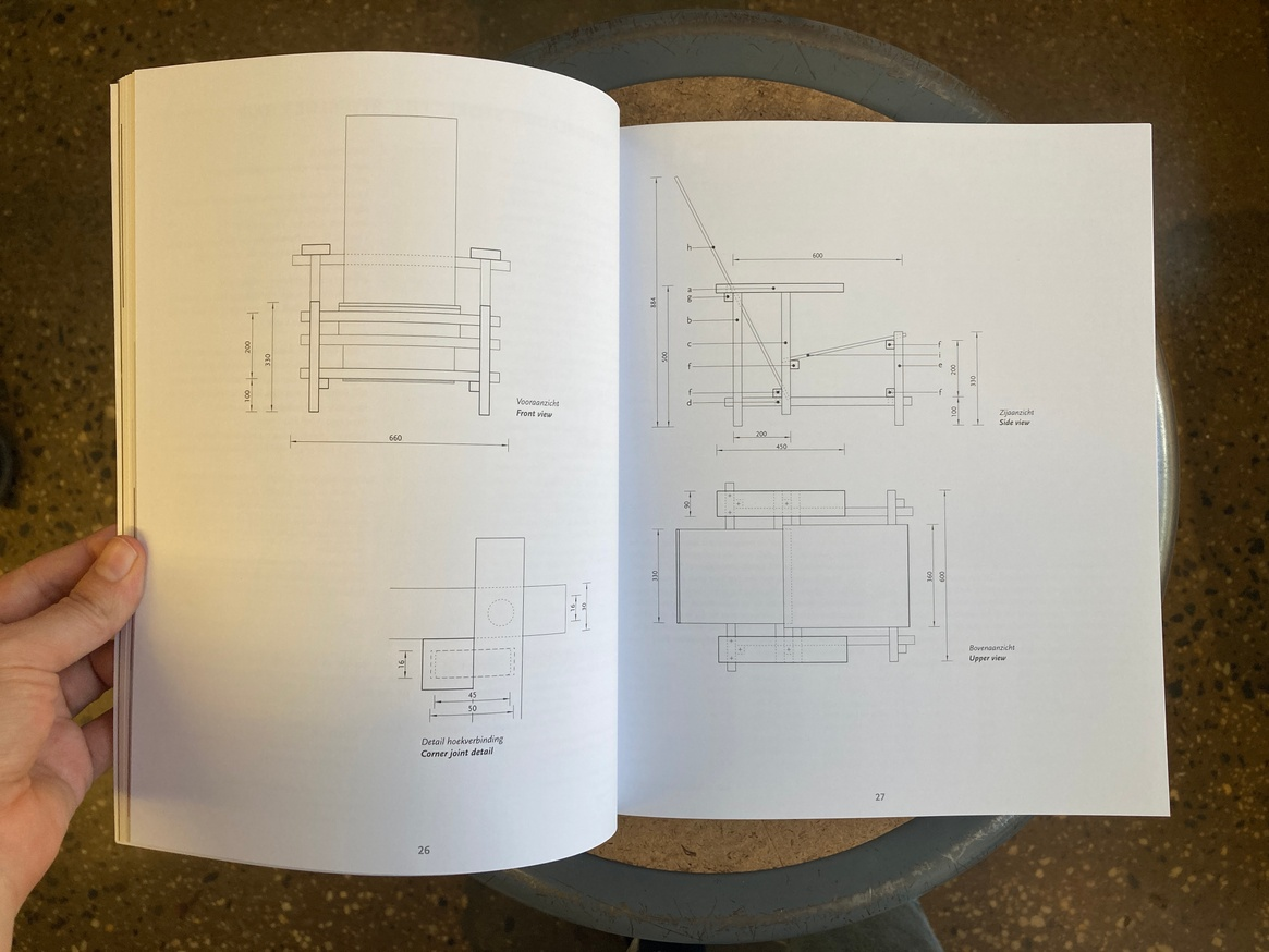 How To Construct Rietveld Furniture thumbnail 5