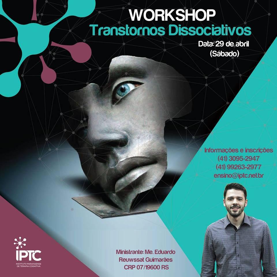 Workshop Transtornos Dissociativos - IPTC