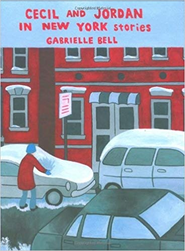 Adult Graphic Novels: Cecil & Jordan in New York