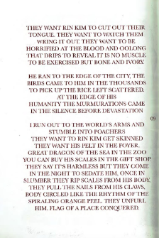 Blood Marrow Oolong Ivory  thumbnail 5