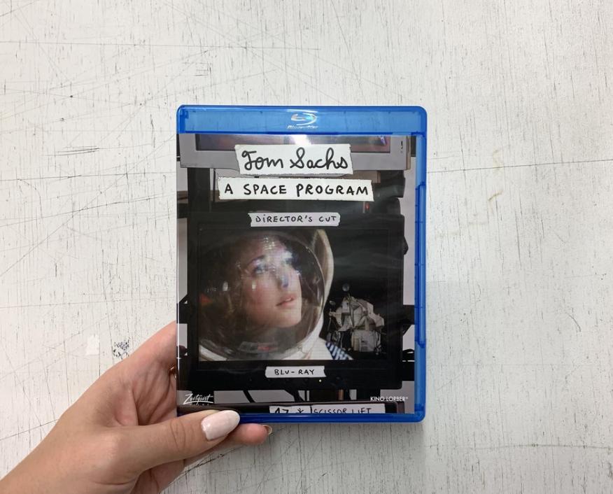 A Space Program Blu-Ray