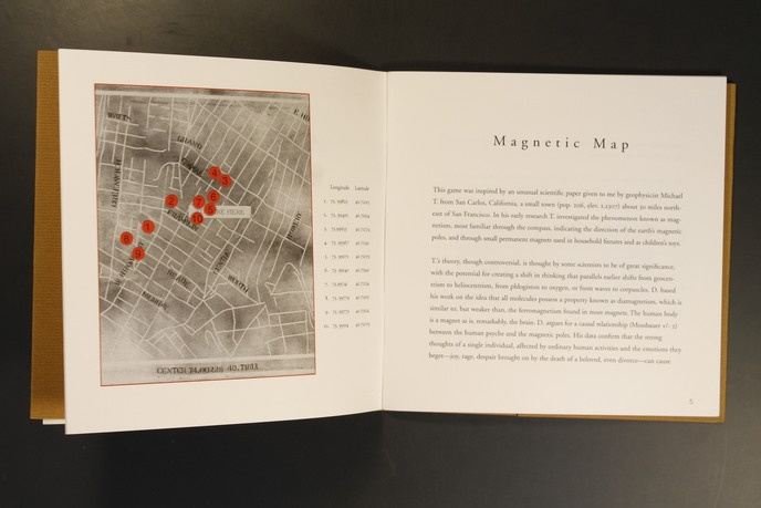 Magnetic Map : a Treasure Hunt Based on the Mingling of the Improbable and the Mundane thumbnail 4