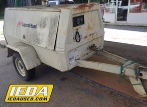 Used  Ingersoll-Rand P185 For Sale