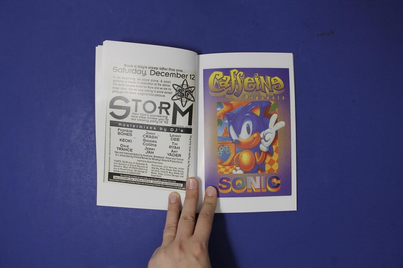 New York Rave Flyers, Vol. 1: 1991-1995 thumbnail 5