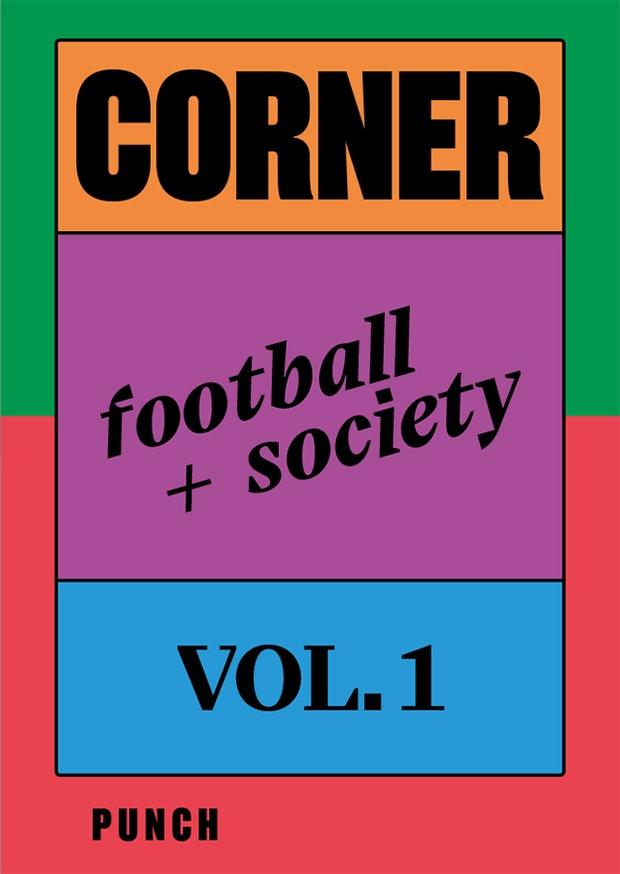 CORNER Football + Society Vol.1