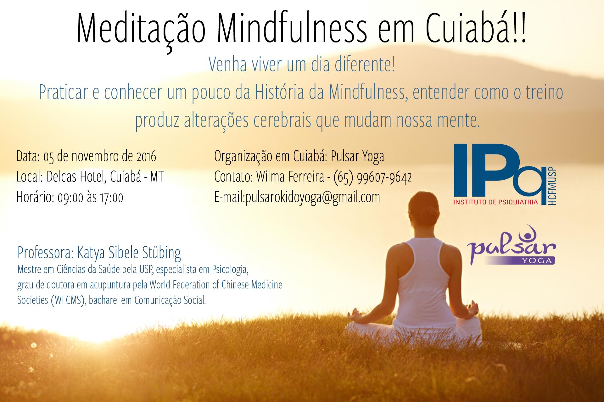 Medição Mindfulness em Cuiabá
