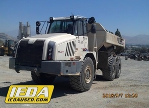 Used 2012 Terex TA300 For Sale