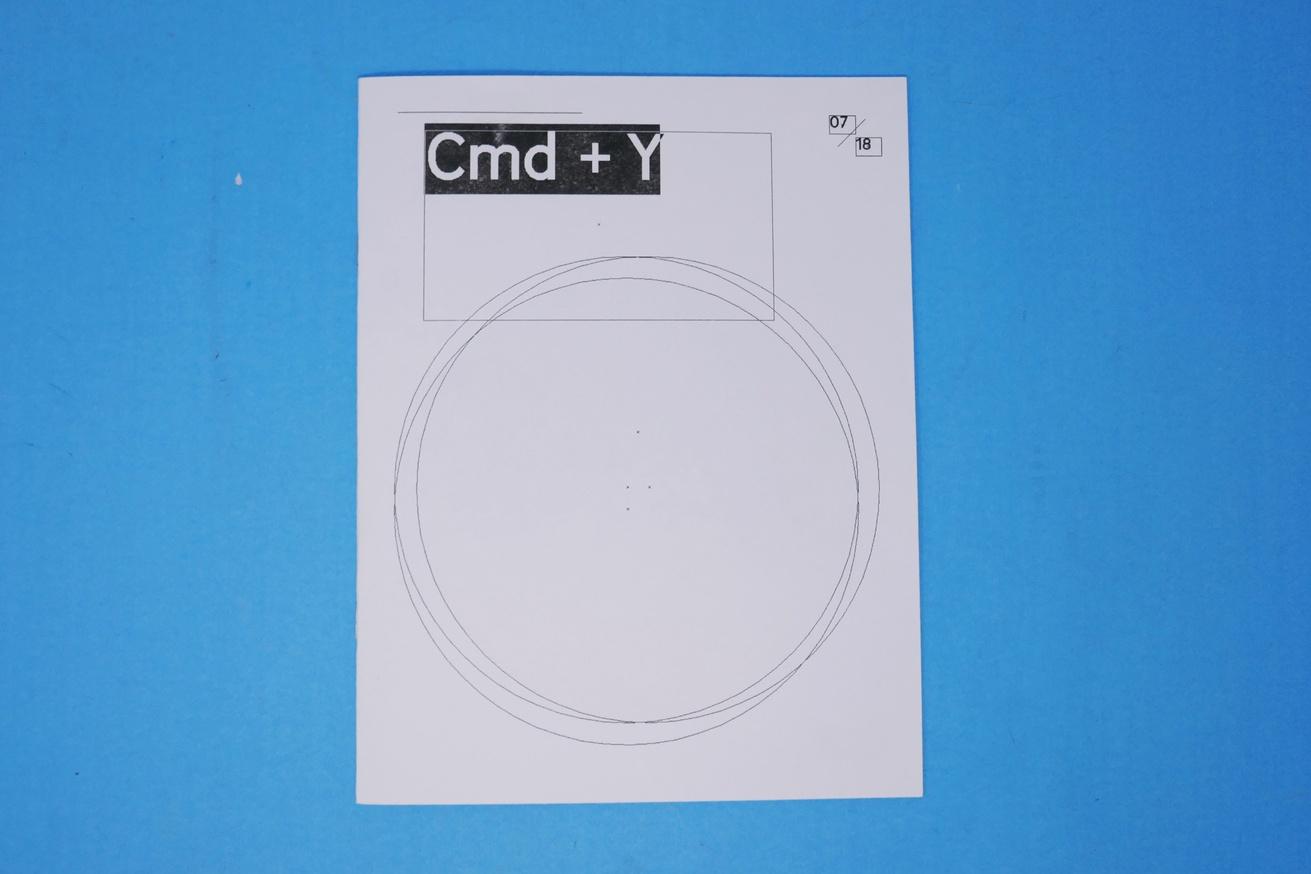 Cmd + Y