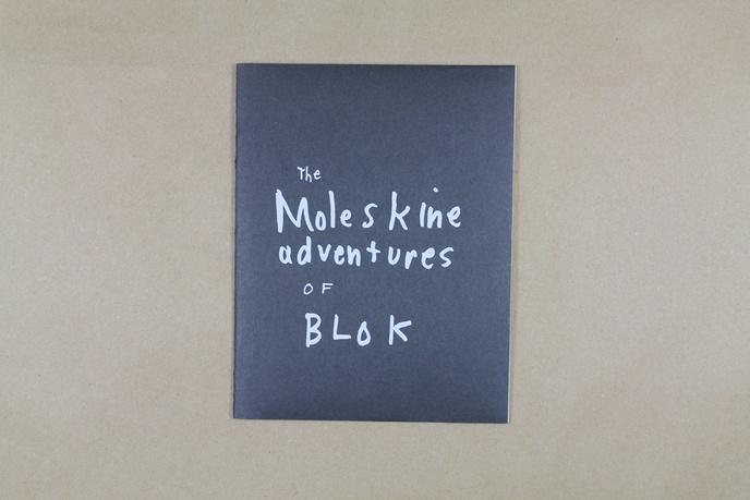 The Moleskine Adventures Of Blok