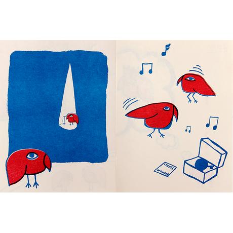 Two Odd Birds thumbnail 2