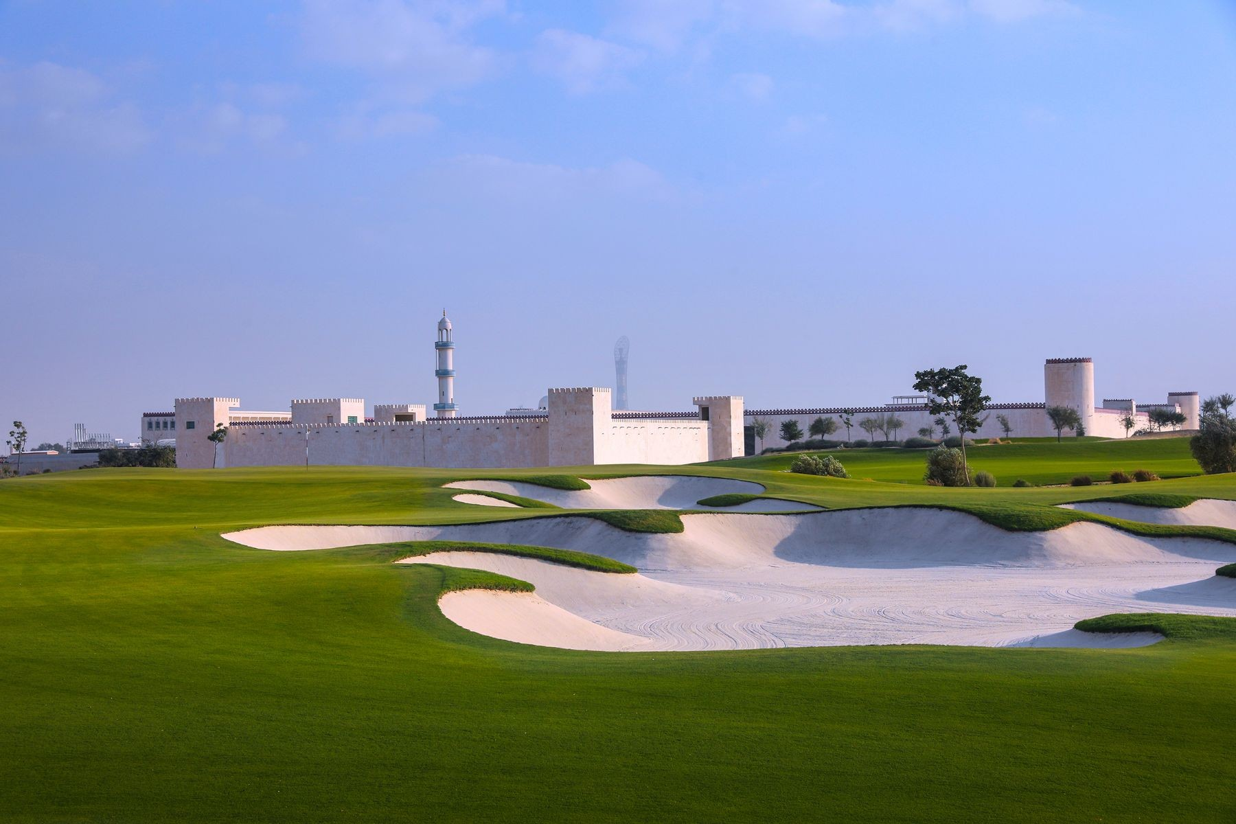Education City GC