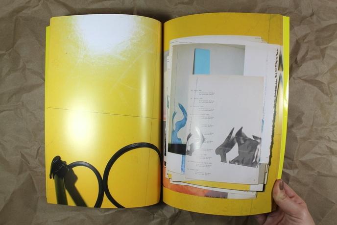 Wade Guyton : Zeichnungen für lange Bilder, Kunsthalle Zürich thumbnail 5