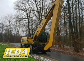 Used 2011 Caterpillar M322D MH For Sale