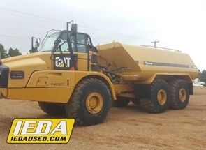 Used 2014 Caterpillar 740B For Sale